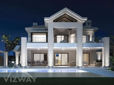 Luxury Villa Golden Mile For Sale