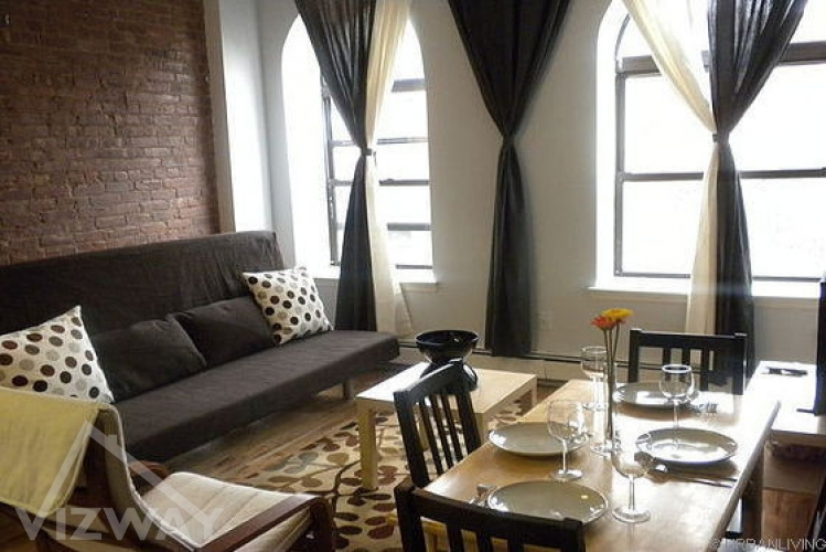 Apartment furnished 1 bedroom West 123Rd Street, New York